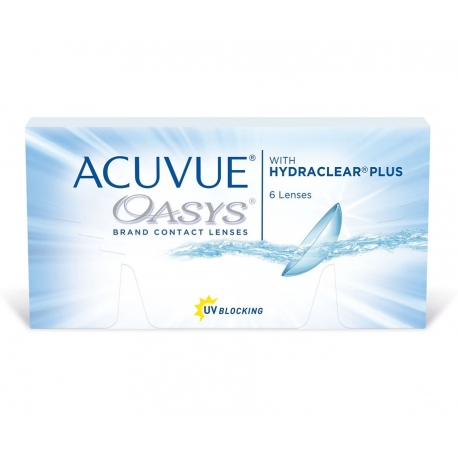 OASYS with HYDRACLEAR Plus